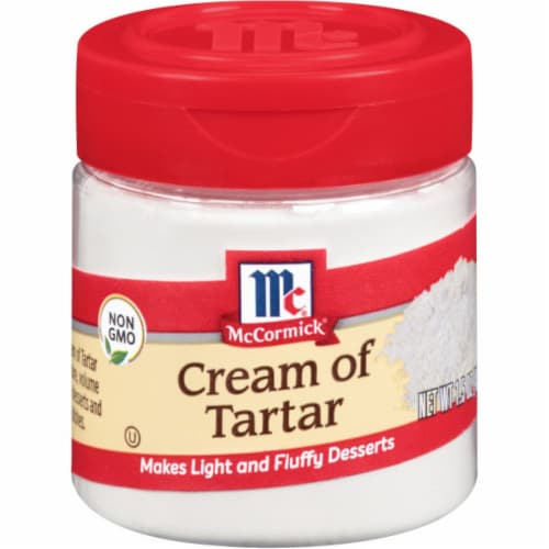 McCormick Cream of Tartar Perspective: front