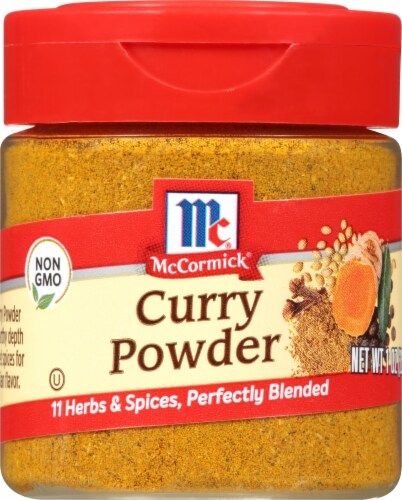 McCormick Curry Powder Perspective: front
