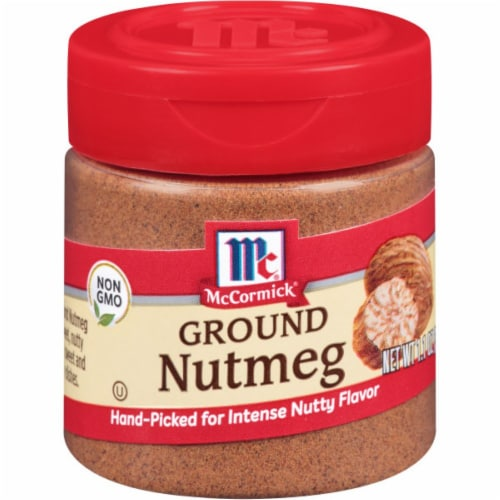 McCormick Ground Nutmeg Perspective: front