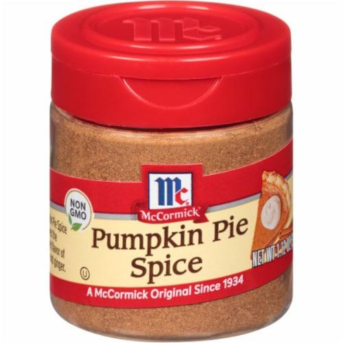 McCormick Pumpkin Pie Spice Perspective: front