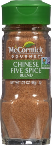 McCormick Gourmet Chinese Five Spice Blend Shaker Perspective: front