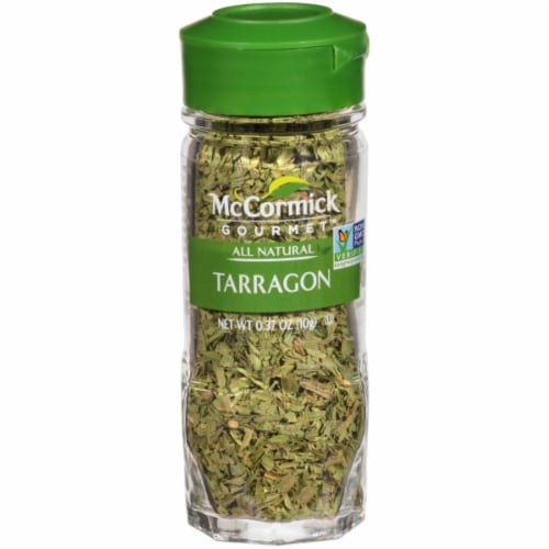 McCormick Gourmet All Natural Tarragon Perspective: front