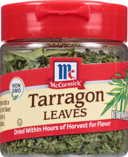 McCormick Tarragon Leaves Shaker Perspective: front