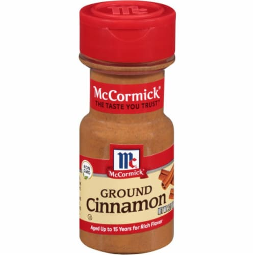McCormick Ground Cinnamon Perspective: front