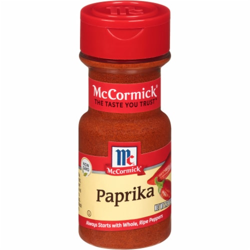 McCormick Paprika Shaker Perspective: front