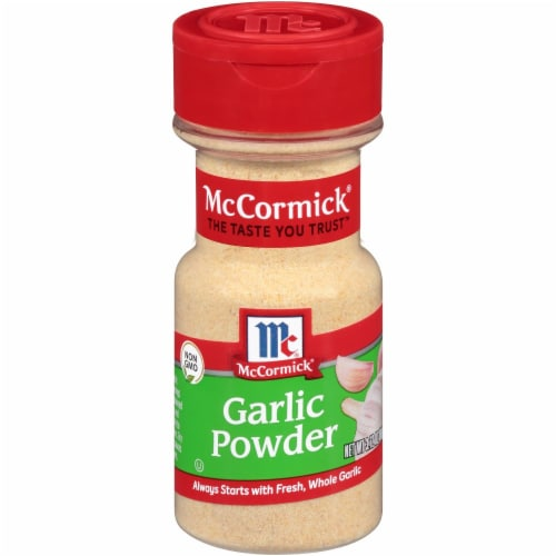 McCormick Garlic Powder Perspective: front