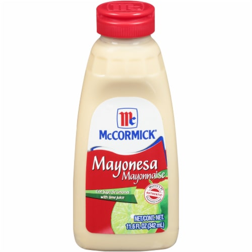 McCormick Mayonnaise with Lime Juice Perspective: front