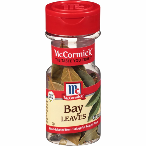 McCormick Bay Leaves Perspective: front