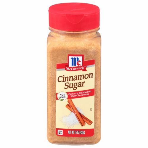 McCormick Cinnamon Sugar Perspective: front