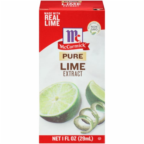 McCormick Pure Lime Extract Perspective: front