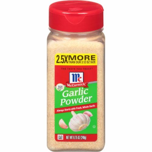 McCormick Garlic Powder Perspective: front