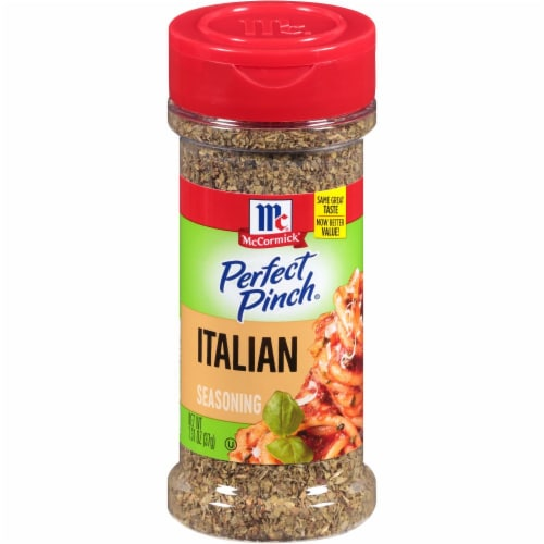 McCormick Perfect Pinch Italian Seasoning Perspective: front