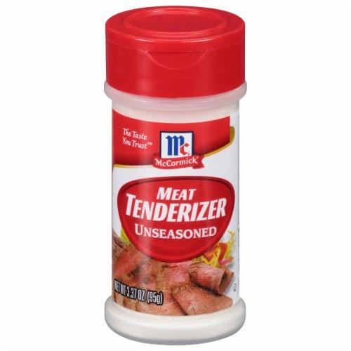 McCormick Unseasoned Meat Tenderizer Perspective: front
