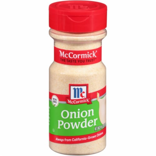 McCormick Onion Powder Perspective: front