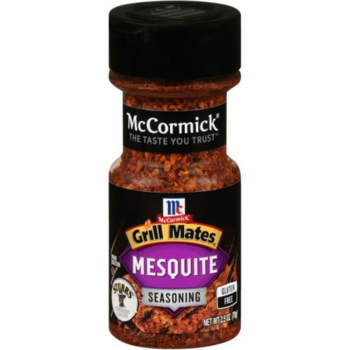 McCormick Grill Mates Mesquite Seasoning Perspective: front