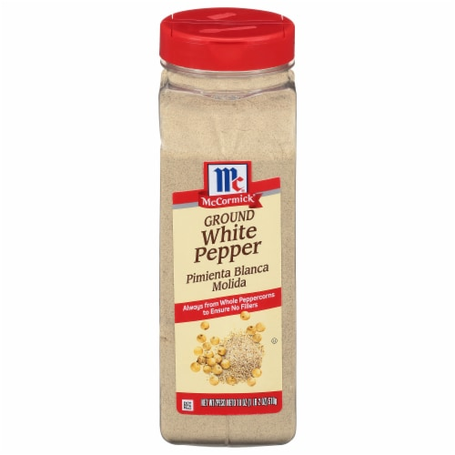 McCormick Ground White Pepper Perspective: front