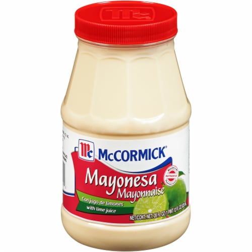 McCormick Mayonesa Mayonnaise with Lime Perspective: front