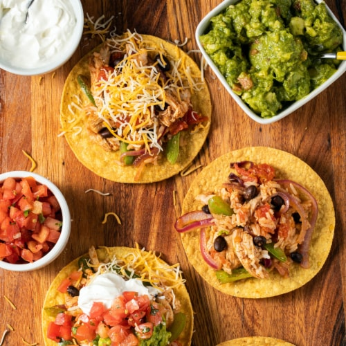 McCormick® Chicken Taco Seasoning Mix Perspective: front
