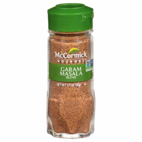 McCormick Gourmet Garam Masala Blend Perspective: front