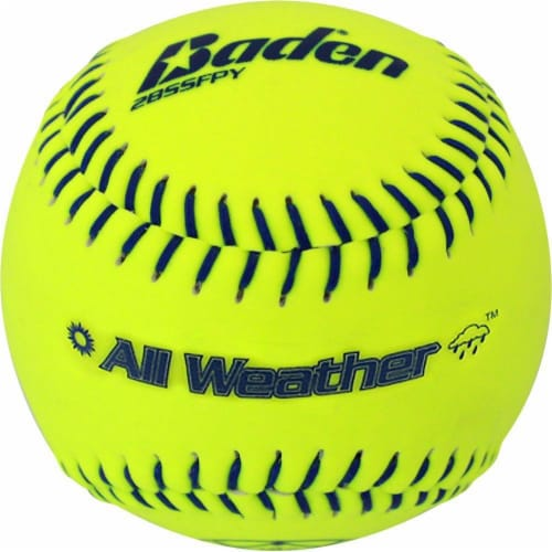 Baden All Weather Softball Perspective: front