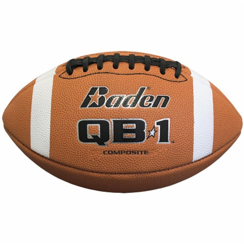 Baden QB1 Junior Composite Football Perspective: front