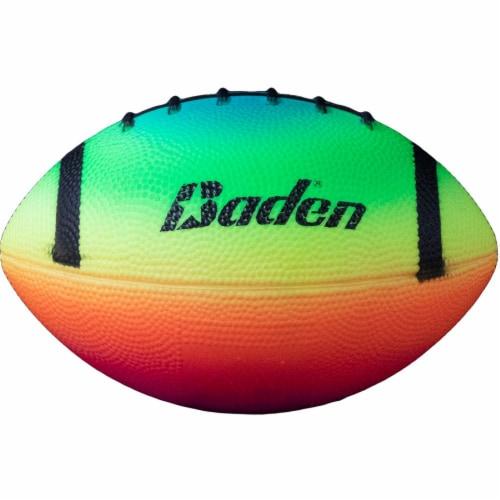 Baden Vinyl Football - Rainbow Perspective: front
