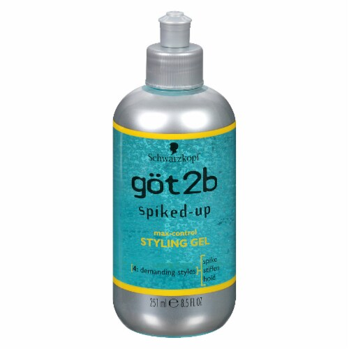 got2b Spiked-Up Max Control Styling Gel Perspective: front