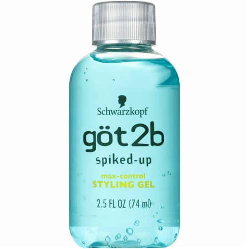 Got2b Spiked Up Max-Control Styling Gel Perspective: front