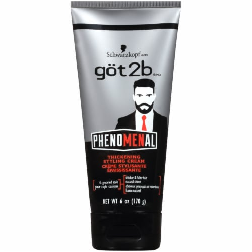 got2b Phenomenal Thickening Styling Cream Perspective: front