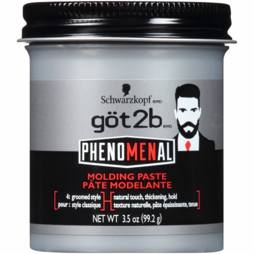 got2b Phenomenal Molding Paste Perspective: front