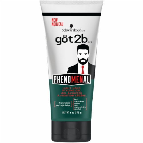 got2b Phenomenal Light Hold Styling Gel Perspective: front