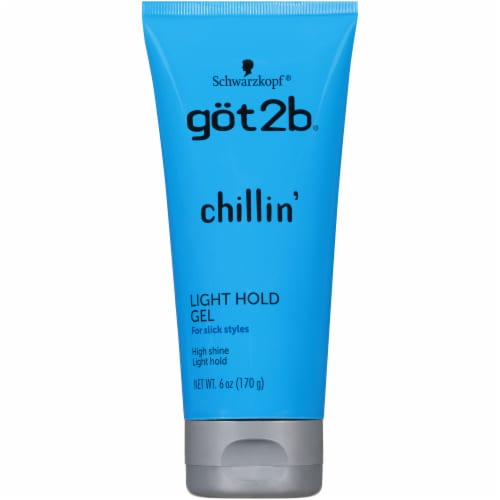 got2b® Chillin' Light Hold Gel Perspective: front