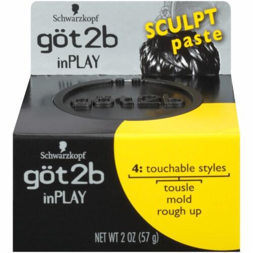 got2b inPLAY Sculpt Paste Perspective: front