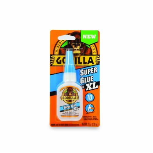 Gorilla 0.88 Oz. Super Glue XL 7400202 Perspective: front