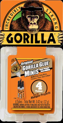 Gorilla® Glue Original Adhesive Minis Perspective: front