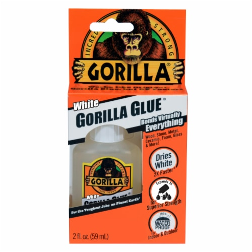 Gorilla Glue - White Perspective: front