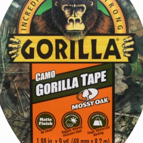 Gorilla® Mossy Oak® Camo Tape Perspective: front