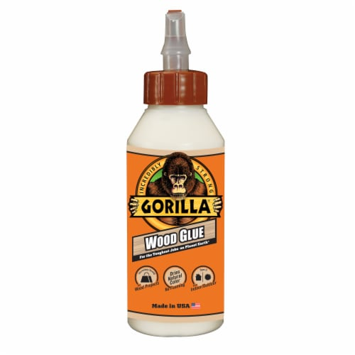 Gorilla® Wood Glue Perspective: front