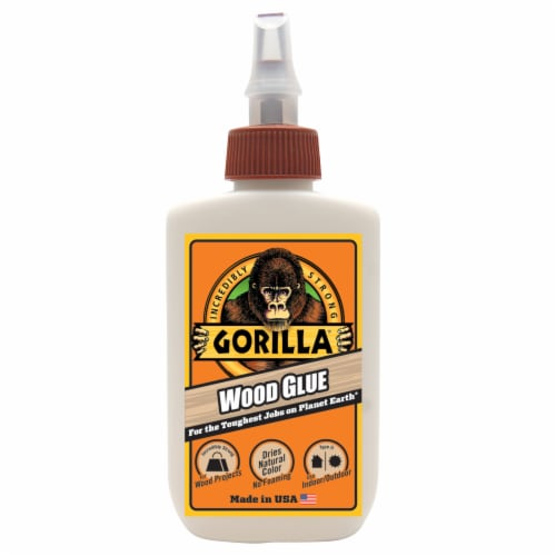 Gorilla Wood Glue Perspective: front