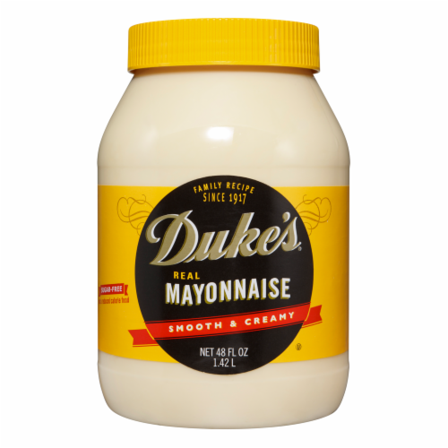 Duke's Mayonnaise Perspective: front