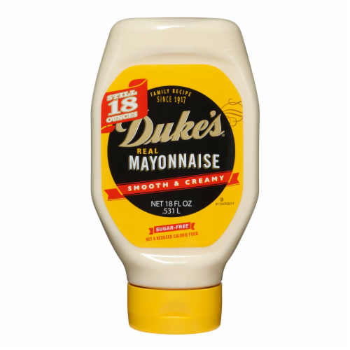 Duke's Squeeze Mayonnaise Perspective: front