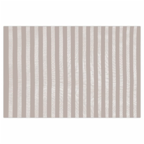 Lintex Hillside Placemat - Taupe Perspective: front