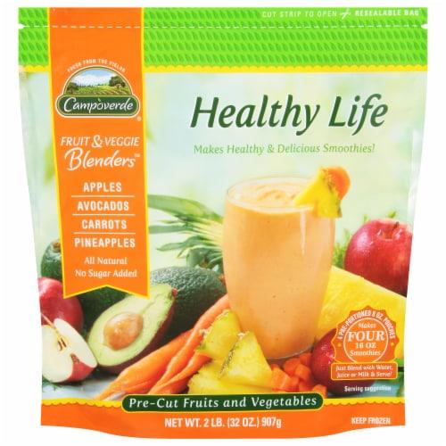 Campoverde Healthy Life Fruit & Veggie Blenders Perspective: front