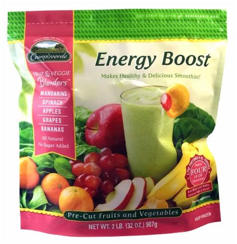Campoverde Energy Boost Fruit & Veggie Blenders Perspective: front