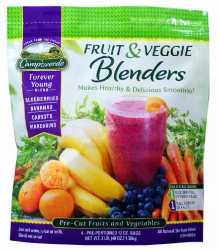 Campoverde Forever Young Fruit & Veggie Blenders Perspective: front