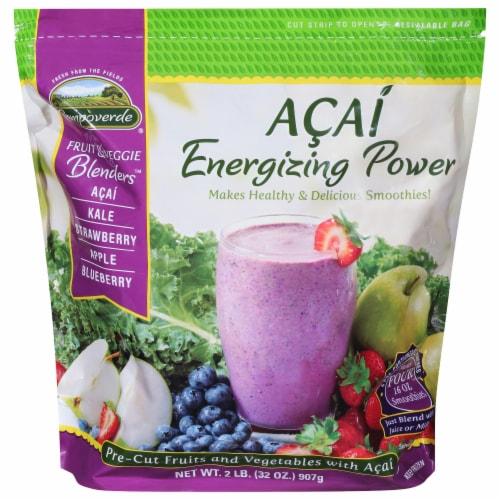 Campoverde Acai Energizing Power Fruit & Veggie Blenders Perspective: front