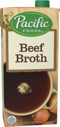 Pacific Beef Broth Perspective: front