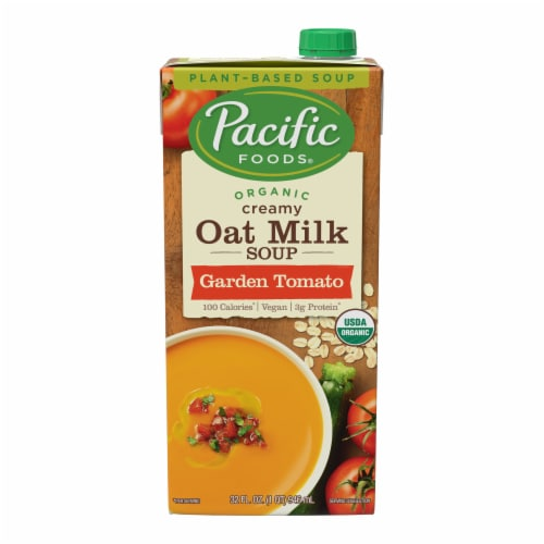 Pacific Foods Organic Creamy Tomato Soup Perspective: front