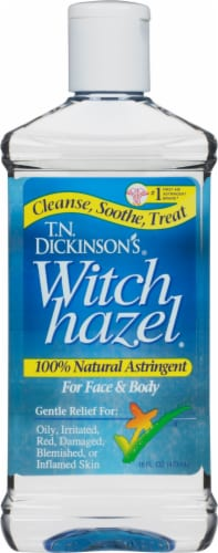 T.N. Dickinson's Witch Hazel Natural Astringent Perspective: front