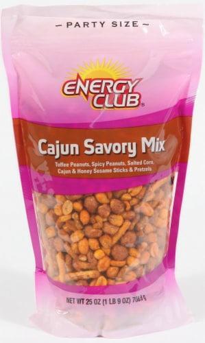 Energy Club Cajun Savory Mix Perspective: front